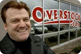 основатель Overstock Патрик Бирн