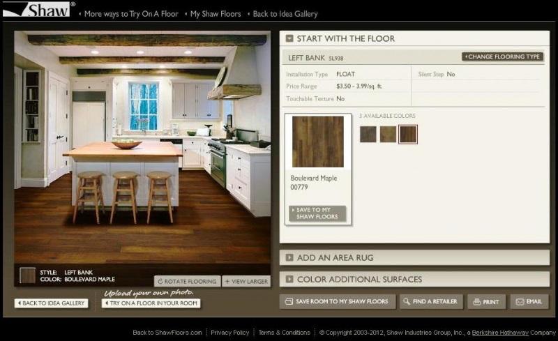 Создание онлайн дизайна