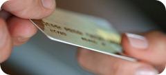 безопасная оплата услуг и товаров пластиковой банковской картой
