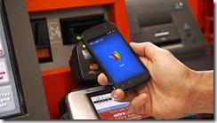 бесконтактные мобильные платежи
