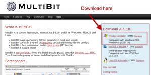 биткоин-кошелек MultiBit