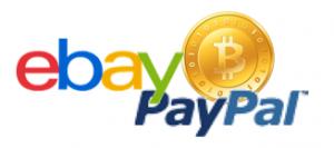eBay и Paypal - Bitcoin