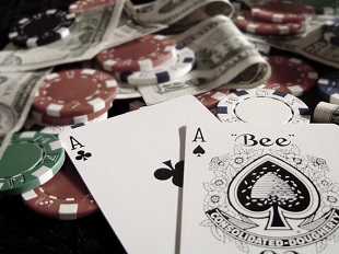 покер замазка